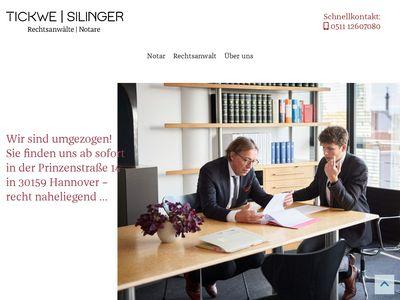 Kanzlei Tickwe Kathmann Tickwe