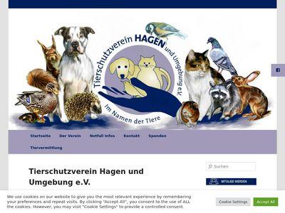 Tierschutzverein Hagen und Umgebung e.V