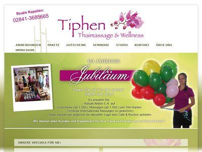 Tiphen - Thaimassage & Wellness