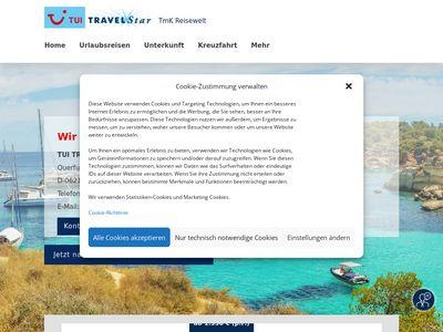 TUI TRAVELStar TmK Reisewelt
