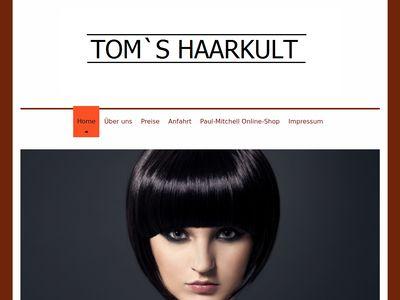 Toms Haarkult