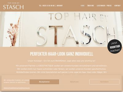 Top Hair by Stasch