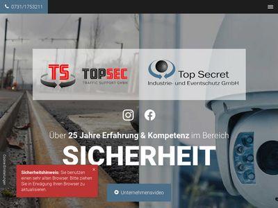 Top Secret Industrie- und Eventschutz GmbH