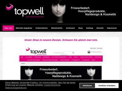 Topwell Friseurmarkt Strausberg