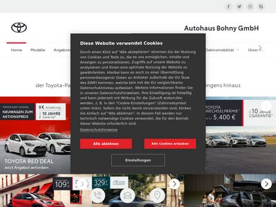 Autohaus Bohny GmbH