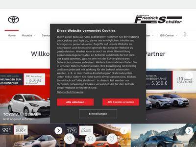 Autohaus Friedrich und Schäfer GmbH