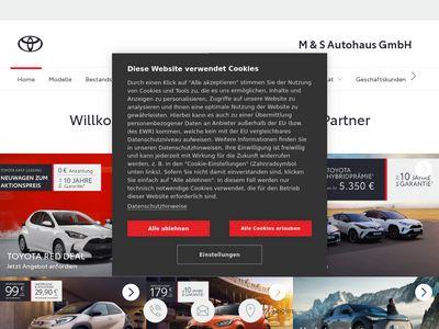 M&S Autohaus Rathenow