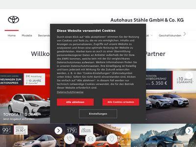 Autohaus Stähle GmbH & Co. KG