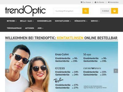 Trend Optic Brillen- und Contactlinsen GmbH