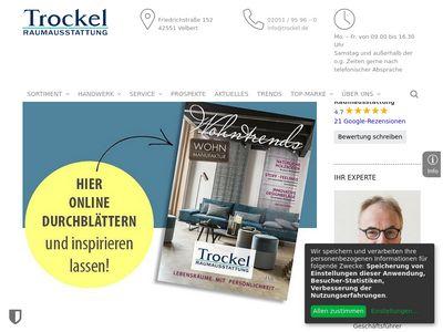 Polsterei Trockel GmbH
