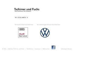 Autohaus Tschirner und Fuchs