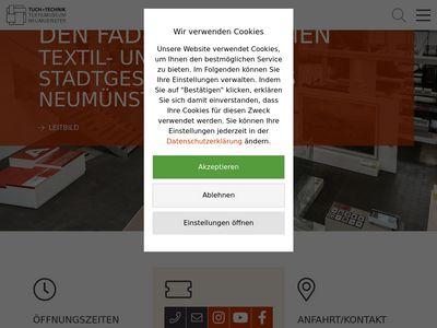 Museum Tuch + Technik
