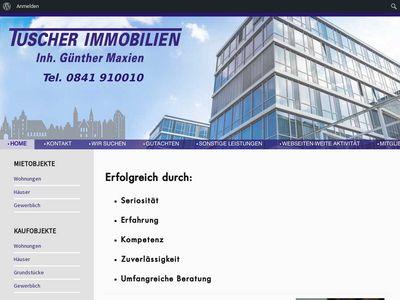 Tuscher Immobilien Inh. G. Maxien