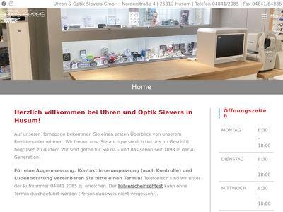 Uhren & Optik Sievers - Husum