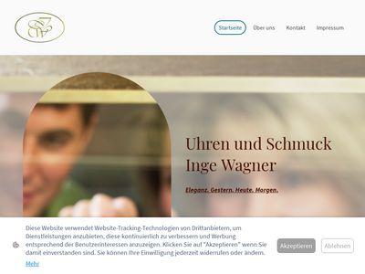 Uhren und Schmuck Wagner Inge