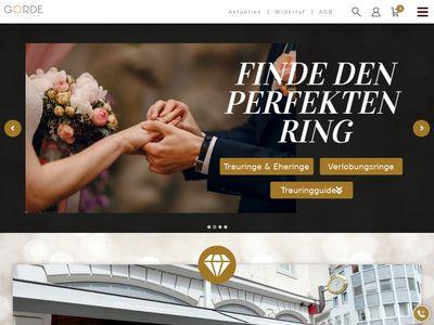 Gerhard Görde Juwelier-Uhren-Schmuck