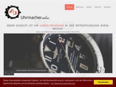 Uhrmacheratelier Mannheim