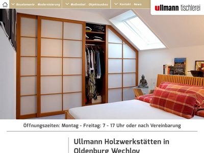 Max Ullmann GmbH Holzwerkstätten