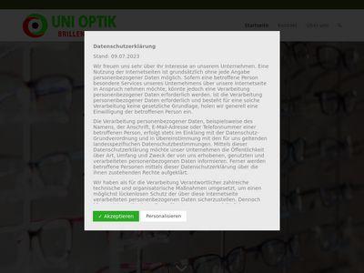 Uni Optik Brillenstudio