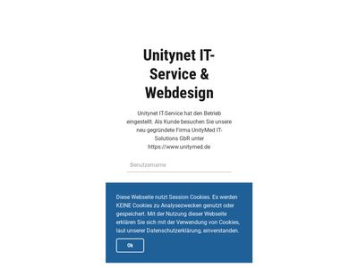 Unitynet IT-Service & Webdesign