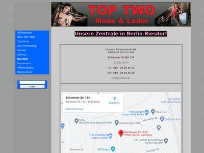 TOP TWO Taschen Berlin GmbH