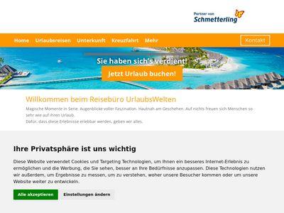 Reisebüro UrlaubsWelten Inh. Ramona Elschner