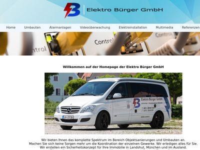 Elektro Bürger GmbH