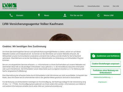 LVM Agentur Kaufmann Inh. Volker Kaufmann