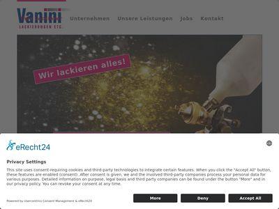Stegemann Lackcenter Inh. Christoph Giwoleit