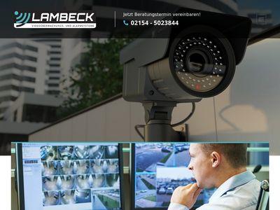Videoüberwachung-Krefeld