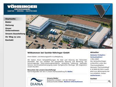 Sanitär Vöhringer GmbH