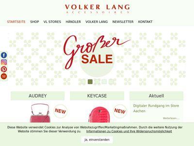 Volker Lang Accessoires GmbH
