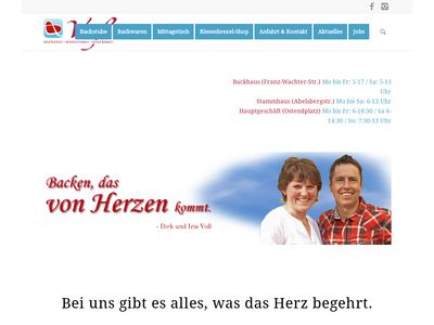 Bäckerei Voss Stuttgart
