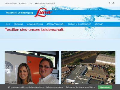 Wäscherei Luna Pach GmbH