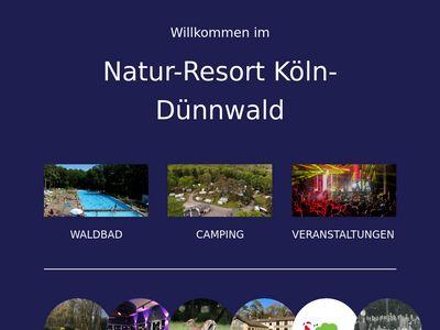 Campingplatz Waldbad
