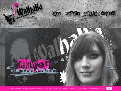 Tattoo-Studio Walhalla