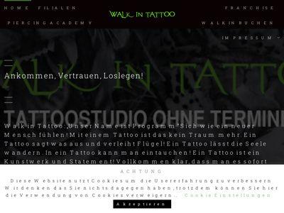 Walk in Tattoo Ludwigsburg