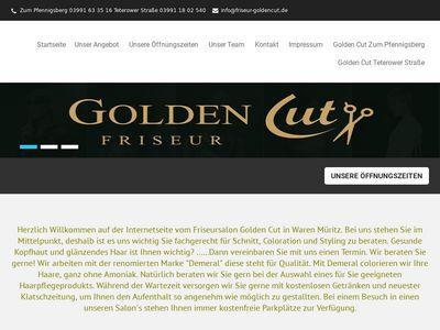 Golden Cut Friseur