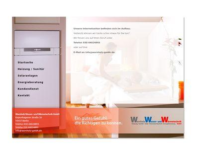 Warnholz Wasser und Wärmetechnik GmbH