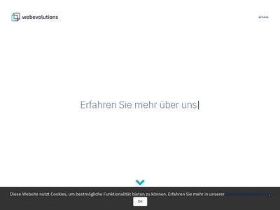 Vision 12 Webdesign