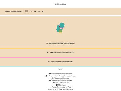 Webdesign Bellotta