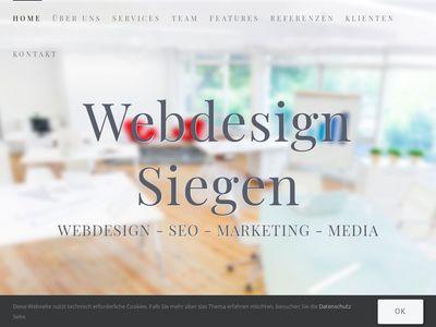 Webdesign Siegen