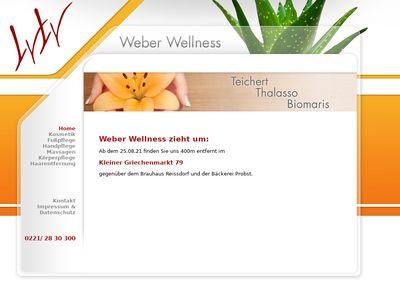 Weber Wellness