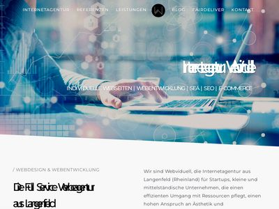 Internetagentur Webviduell