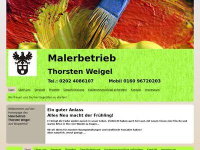 Weigel Thorsten Maler- und Lackierbetrieb