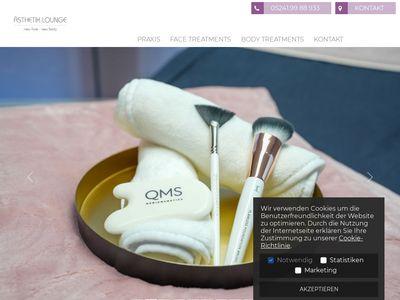 Body & Wellness Lounge