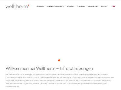 Welltherm Infrarotheizungen GmbH