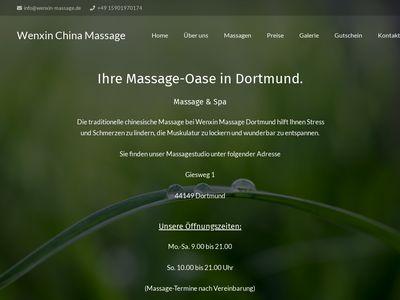 Wenxin Chinesische Massage & Spa