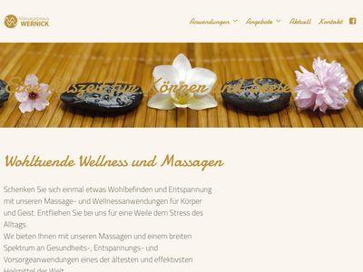 Massagepraxis Ursula Christine Wernick