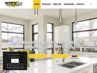 Schwarmann GmbH Weru Studio Fenster